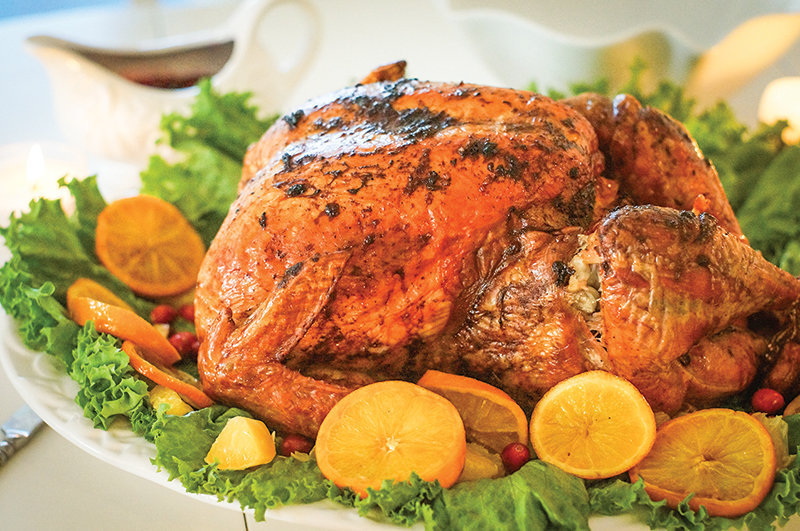 With Thanksgiving just a couple of days away, the 'Let's Talk Turkey' online activity offers tips for how to cook the most delicious turkey.