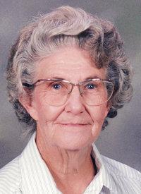 Edna McClaflin