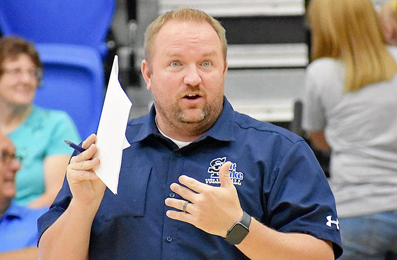 Newly named as head coach of Northwest College volleyball, Scott Keister will take the reins after seven years as an assistant coach at Salt Lake Community College.