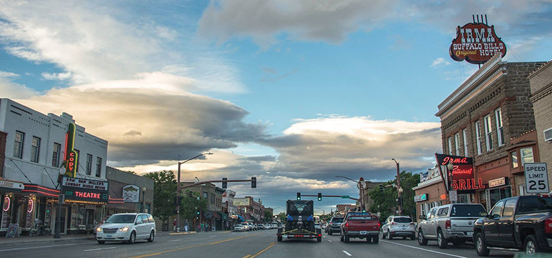 Crews are set to begin a $4.93 million project to improve Cody's Sheridan Avenue in March. No maintenance has been performed on the street in more than 33 years, the Wyoming Department of Transportation says.