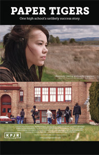 The documentary 'Paper Tigers' provides an intimate look into the lives of students at an alternative school that specializes in educating traumatized youth.