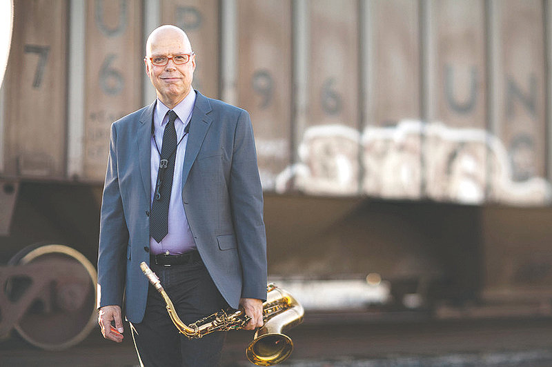 Three-time Grammy-nominated saxophonist Bob Sheppard will perform Tuesday at the 37th annual Northwest Jazz Festival.