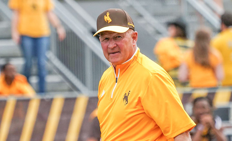 University of Wyoming head football coach Craig Bohl recently announced that he would gift $100,000 to cover scholarships for the university's spring sports athletes.