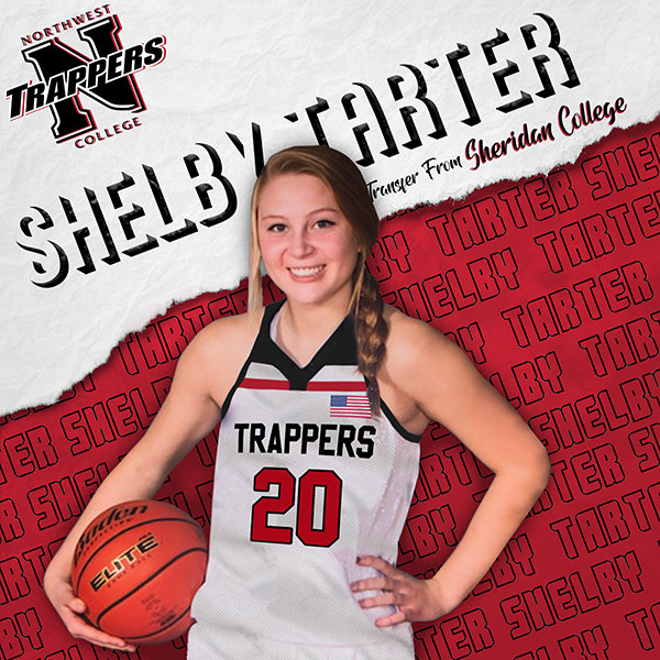 Basketball player Shelby Tarter, who played for the Sheridan Generals last season, recently decided to transfer to Northwest College, after Sheridan College cut its athletic programs.