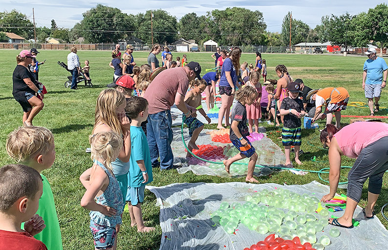 Donations are being sought to help cover the liability insurance for this year's Last Splash of Summer event, which features water balloon fights and other activities for local youth ahead of the new school year. The event is set for Saturday, Aug. 15.