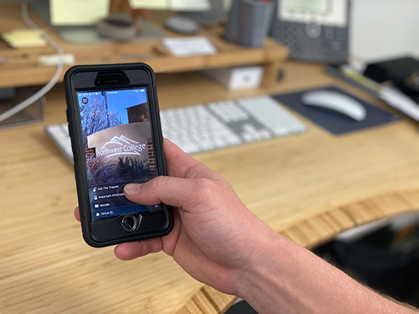 Northwest College officials have launched a new 'NWC Mobile' app that enable users to register for classes, see upcoming events and assignments and more, all in one location.