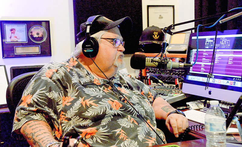 Jimmy Kujala was 9 when he landed his first paying gig. He has a lifelong love of music, and when he retired he founded Music Ranch Radio, which has a commitment to supporting independent artists. From his desk in the Music Ranch Radio studio outside Red Lodge, Montana, he goes live weekdays from 1 p.m. to 3 p.m.