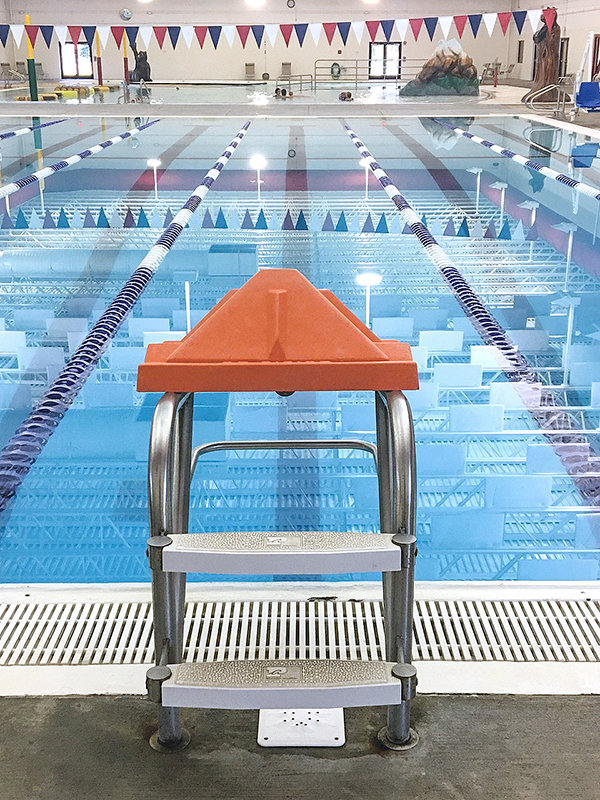 The Powell Aquatic Center is getting a new HVAC system that should be better suited for handling the corrosive chemicals used in the pool.