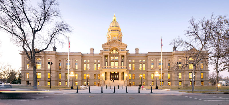 Lawmakers may convene at the Wyoming Capitol later this month for a special session addressing COVID-19 vaccine mandates. Senators and representatives are currently voting on the proposal.
