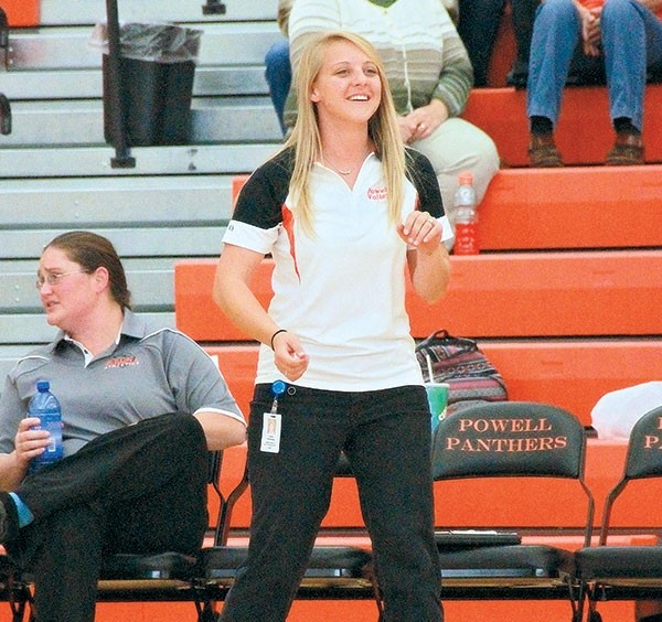 Powell High School Physical Education instructor Charli Fluty has been named the 2017 Wyoming Physical Education Instructor of the Year by the Wyoming Association for Health and Physical Education, Recreation and Dance.