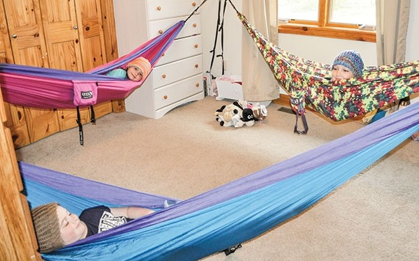 baby toddler wonderfuldiy wonderful hammock type swing diy