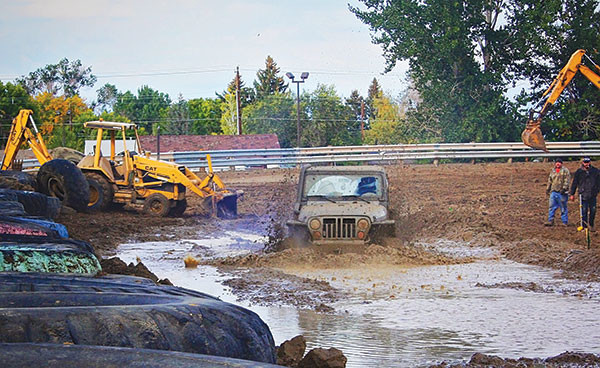 MudFest makes for a fun mess | Powell Tribune