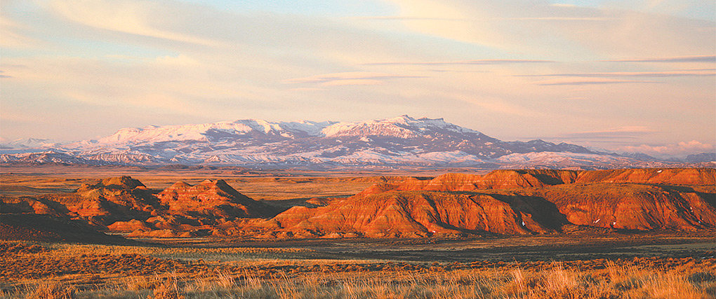 Park County commissioners are hoping that U.S. Rep. Liz Cheney will amend her public lands bill to include their recommendations for the future management of the McCullough Peaks (shown above) and High Lakes wilderness study areas. The bill has generated controversary with Democrats and wilderness advocates.