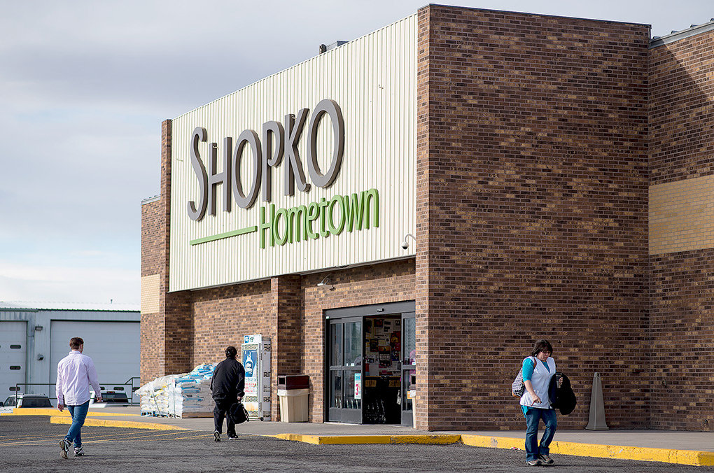 Shopko announces bankruptcy filing, no further UP store closures