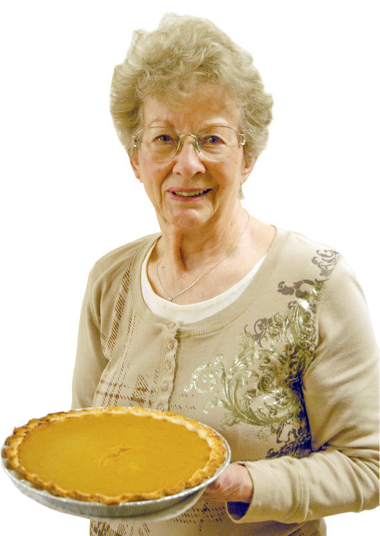 As a longtime contributor to the Tribune, Ruby Hopkin shared recipes and stories with the Powell community.