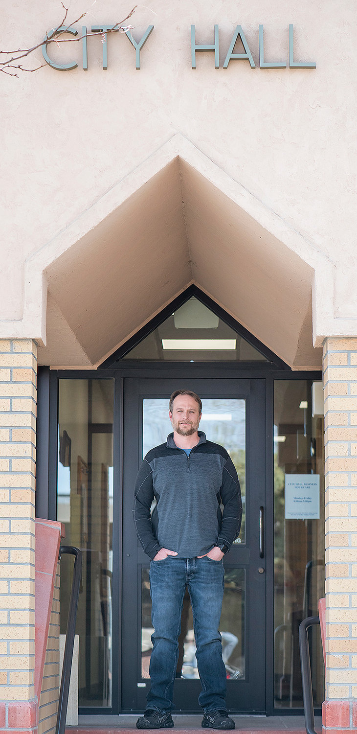 City of Powell IT Director Zack Thorington, who was selected for the city administrator position, has been working off and on in various capacities for the city since the early 1990s.