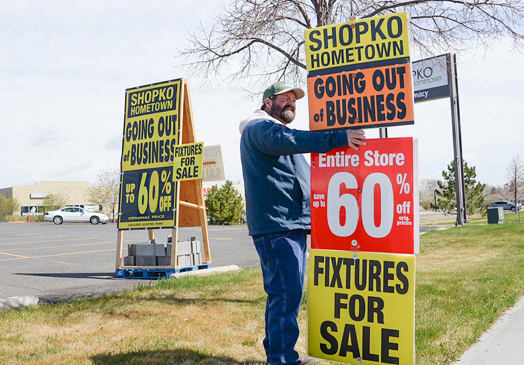 After Shopko: Can local businesses fill the void? | Powell