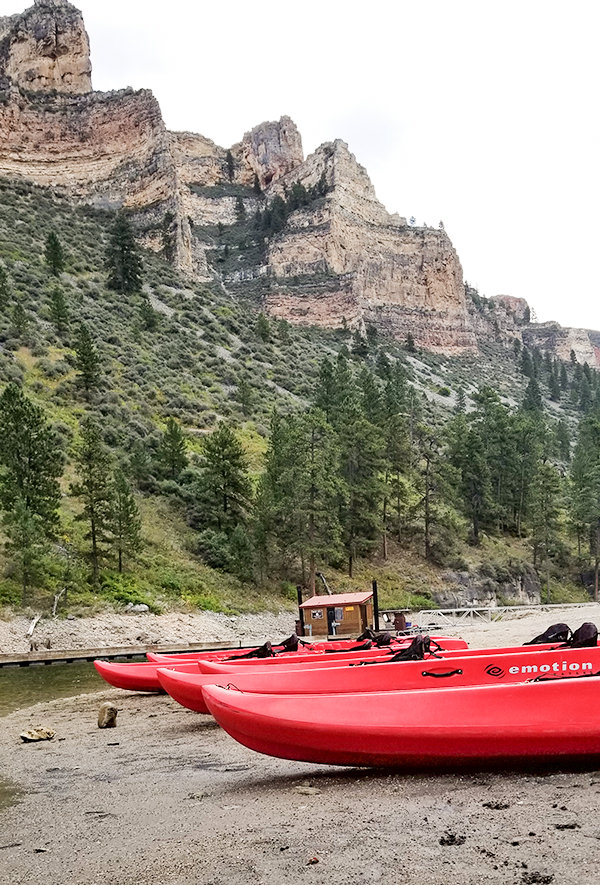 Bighorn Canyon National Recreation Area managers are beginning preparations for the winter, with multiple facilities closing over the coming weeks.