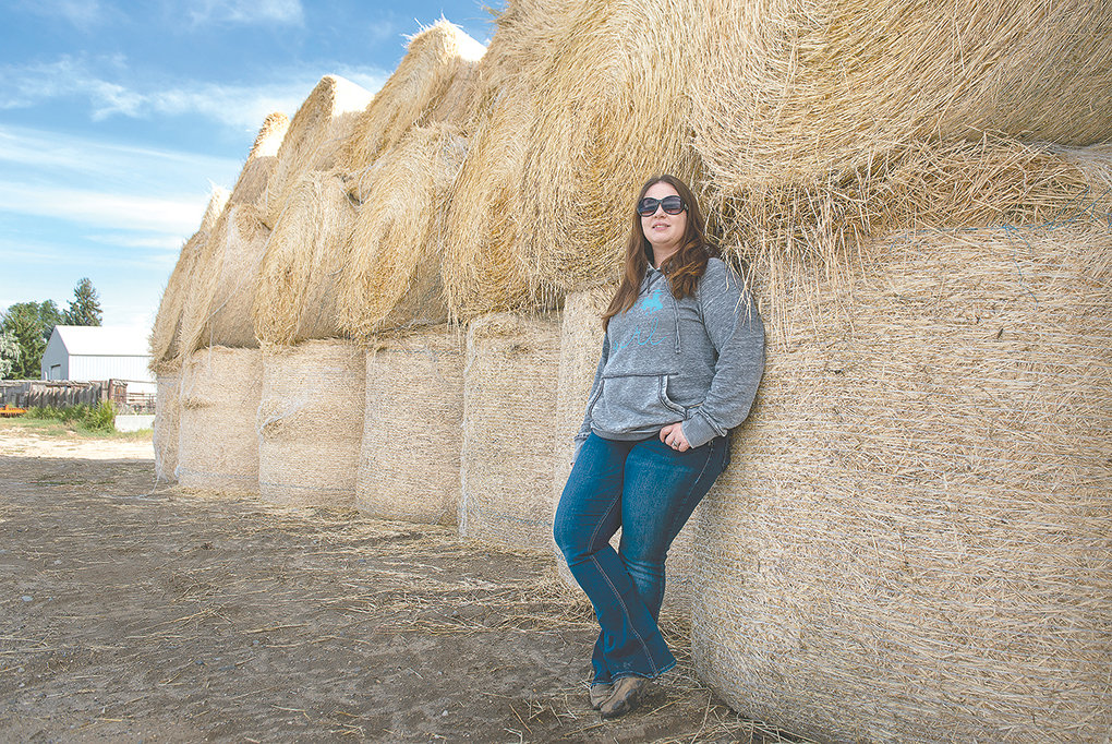 Sara Wood hopes to start the first and only commercial flour mill in the state using locally grown ancient grains.