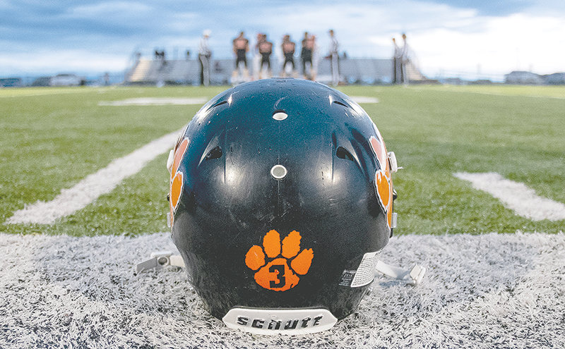 Throughout the Panthers' football season, quarterback Ethan Asher has been on their minds and in their hearts, as shown by the No. 3 decal on the team's helmets. The Panthers will host their final home game of the season Friday night.