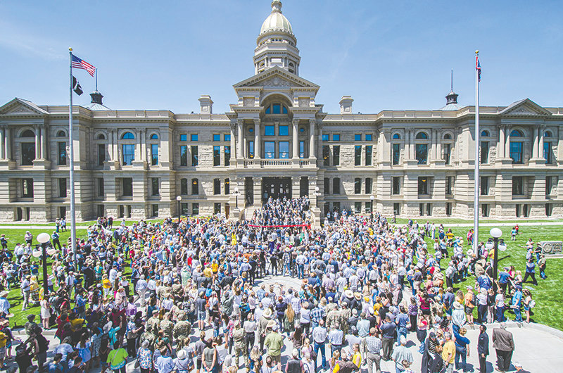 After spending four years at the Jonah Business Center, the Wyoming Legislature will once again convene at the State Capitol Building next month. The Capitol underwent extensive renovations, celebrated at a grand reopening in July.