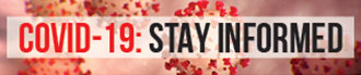 Covid-19: Stay Informed logo