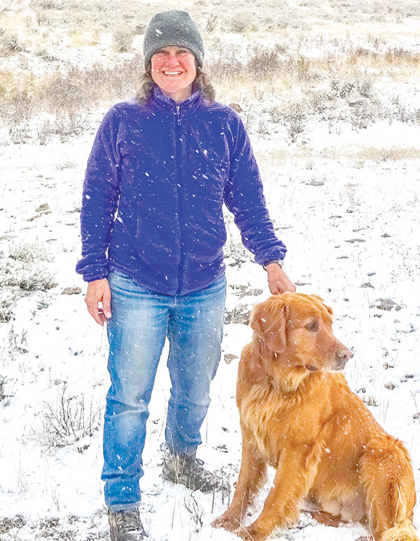 Cody author Leslie Patten has written her first book for children, 'Koda and the Wolves.' It's told from the perspective of her late golden retriever. The 70-page tale follows Koda from the day he was adopted, through his training and a lifetime of lessons learned in the Greater Yellowstone Ecosystem.