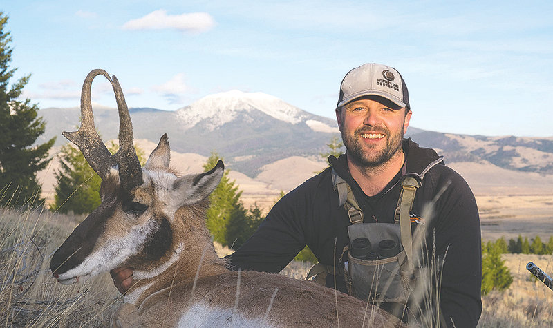 Cody resident and outdoorsman Joe Kondelis is among the dozens of Park County residents battling an active case of COVID-19. Kondelis had thought the virus wouldn't be too bad, but 'I've experienced every symptom under the sun and a few that aren't even listed,' he said.