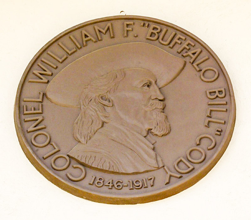 The Buffalo Bill Center of the West recently gifted this scultpure — cast by the late Bob Scriver — to the City of Cody. The bronze medallion measures 68 inches in diameter and will be put on public display at an as-yet-to-be-determined location.