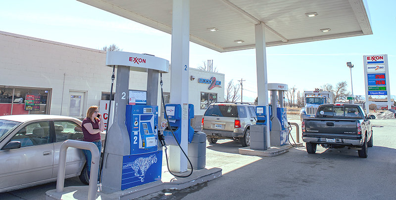 This Good 2 Go gas station and convenience store in Ralston is being replaced by a larger, more modern facility that will be built a short distance to the west. The expanded facility will include more gas pumps, among other features.