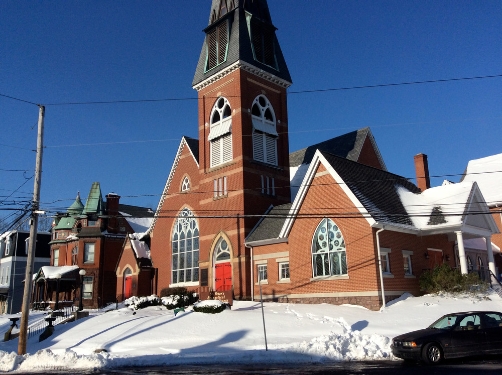 St. Peter's Evangelical Lutheran Church, 121 N. Spring St., Middletown.