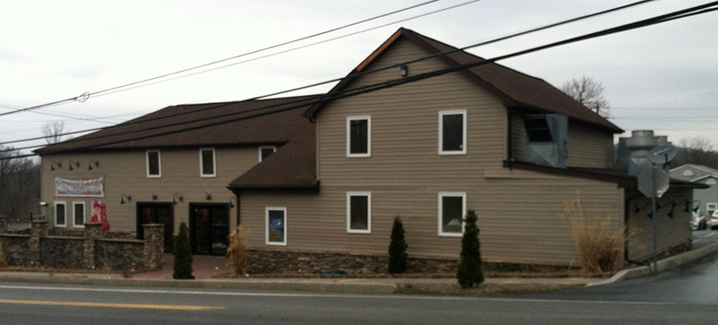 The River House Bar and Grill in Londonderry Township was the scene of a shooting early Friday, according to State Police.