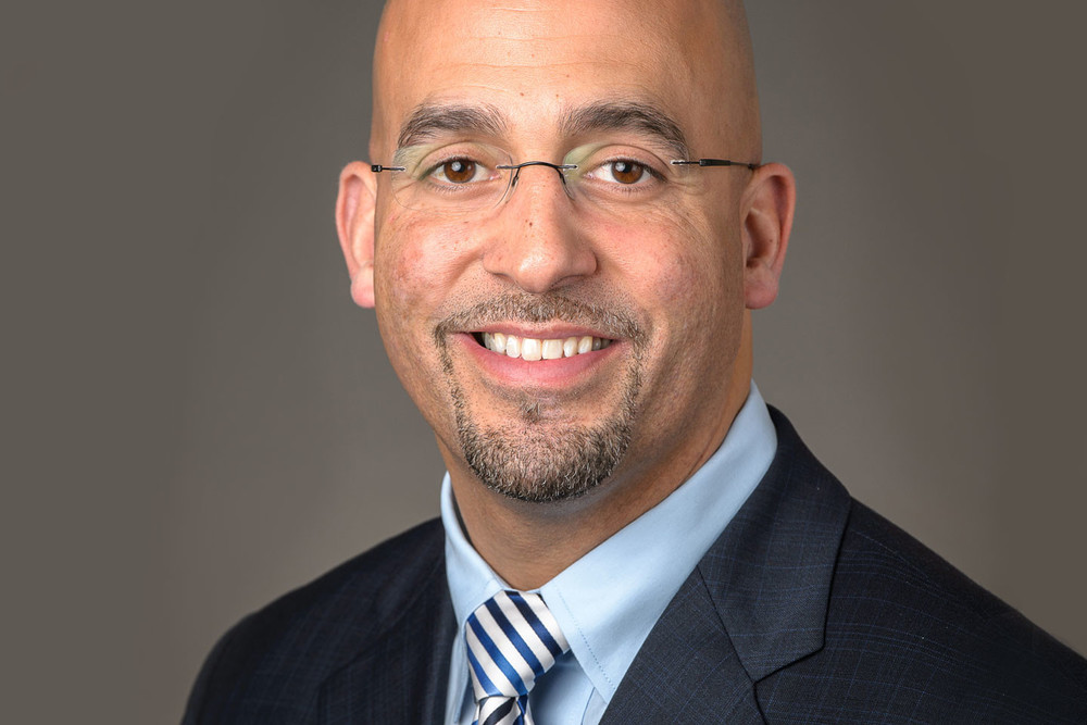 Penn State head football coach James Franklin