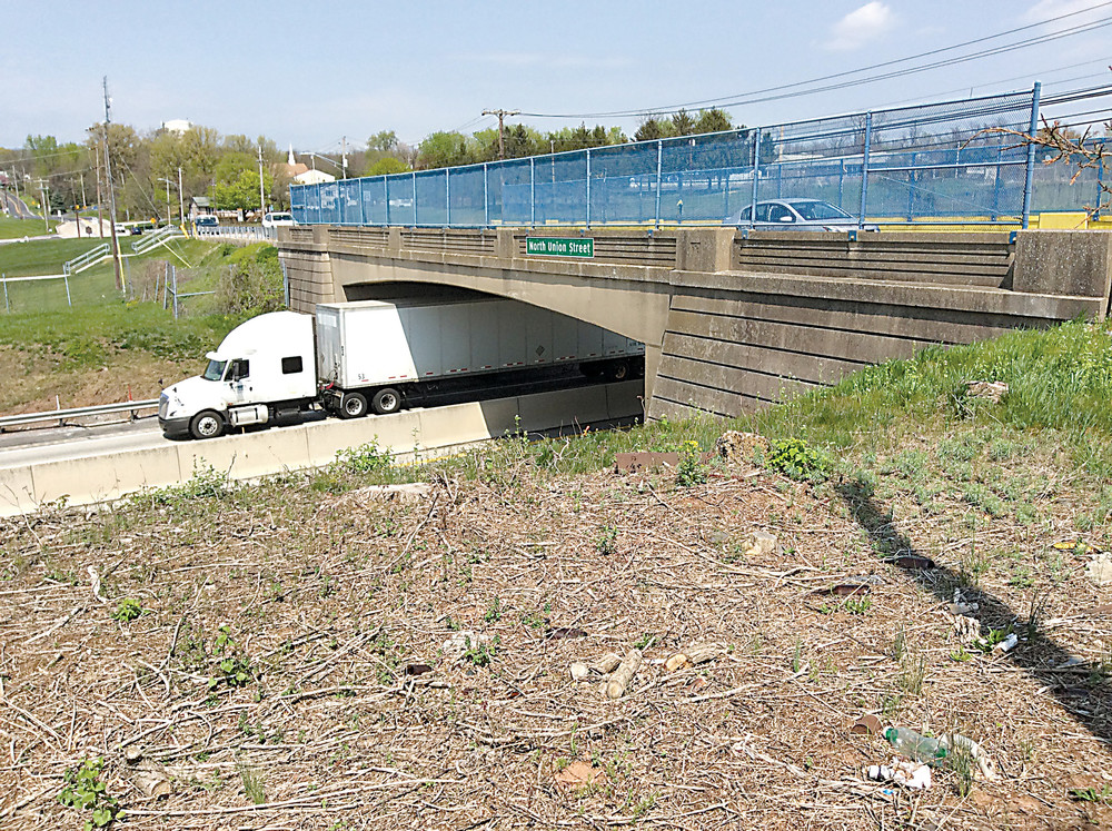 The Pennsylvania Turnpike Commission plans to replace the North Union Street bridge in Middletown, although the project is not expected to start until 2020, according to borough officials.