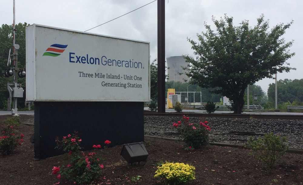 Exelon submitted a federally required decommissioning report for TMI on Friday, April 5.
