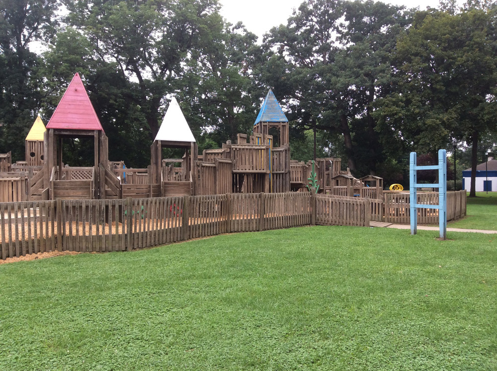 Kids Kastle in Hoffer Park might be in line for some upgrades.