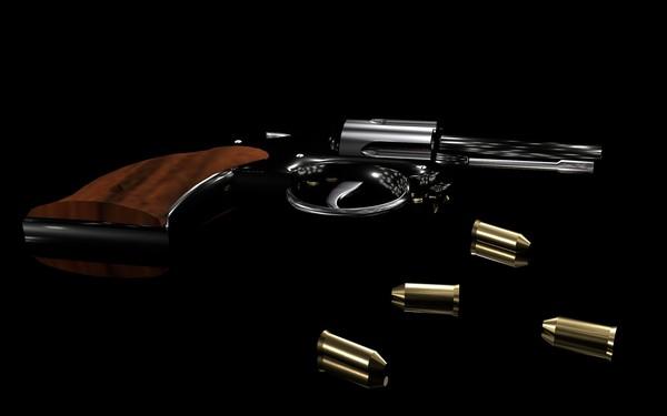 revolver gun bullets