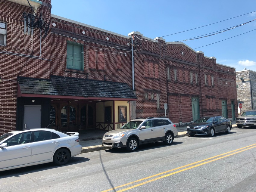 The Elks Theatre is seen in this May 21, 2018 photo.
