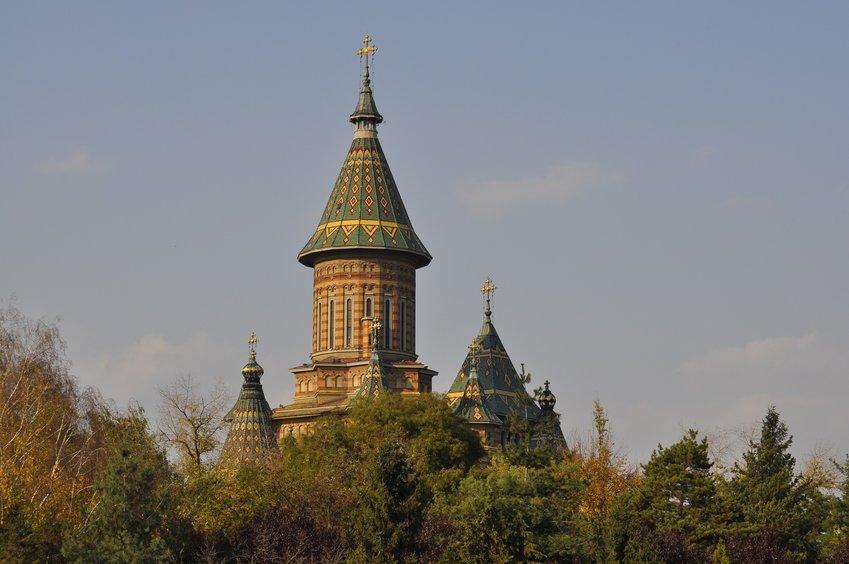 Timisoara Orthodox Cathedral, Timisoara
