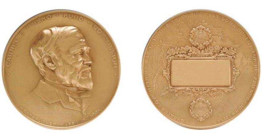 The Carnegie Medal