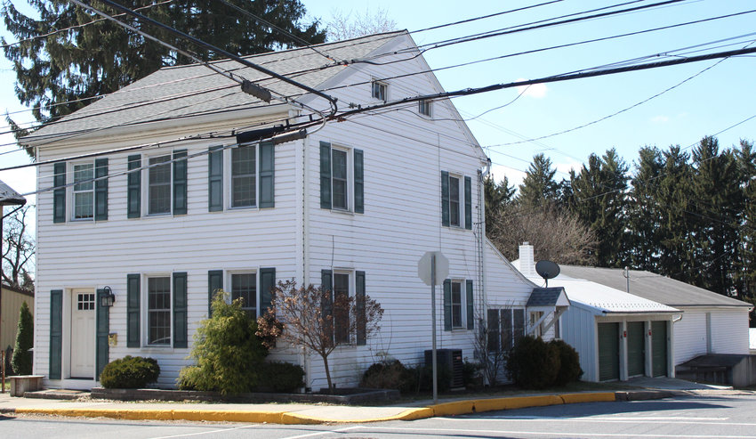 Middletown borough's zoning hearing board granted a variance March 12 for 457 N. Spring St.