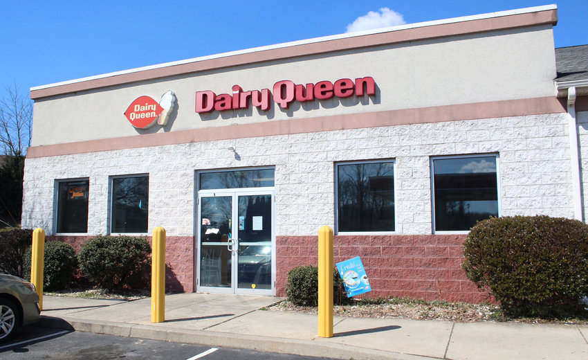 Dairy Queen at 1100 Fulling Mill Road in Lower Swatara Township is closed.