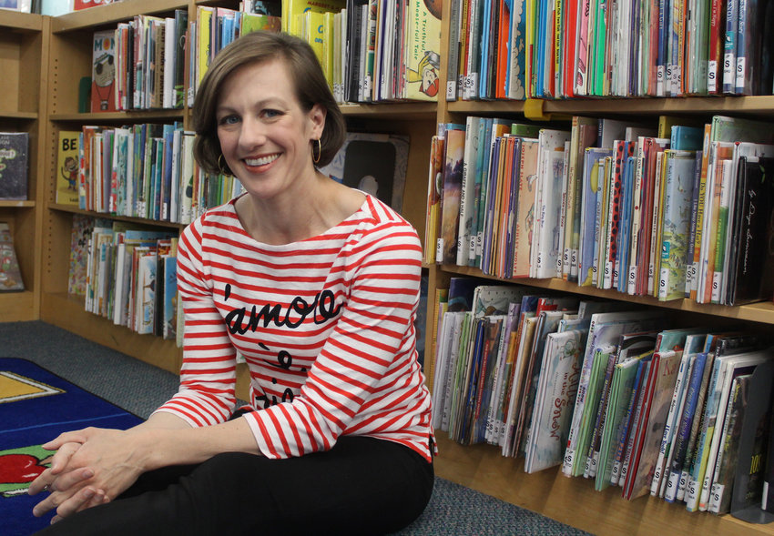 Andrea Black is the Middletown Public Library's new children's librarian.