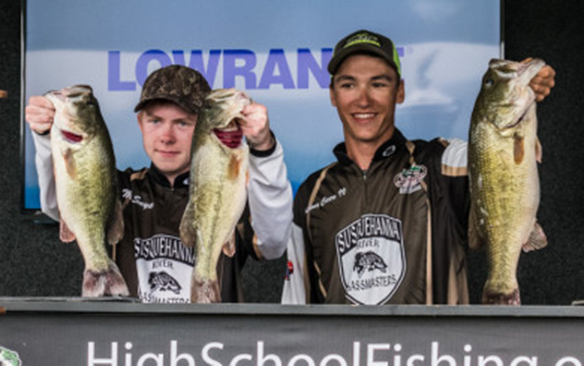 Elizabethtown High School's Anthony Cicero IV and Dakota Snyder won the 2019 TBF Student Angler Federation High School Fishing World Finals on Pickwick Lake in Florence, Alabama, on June 24.