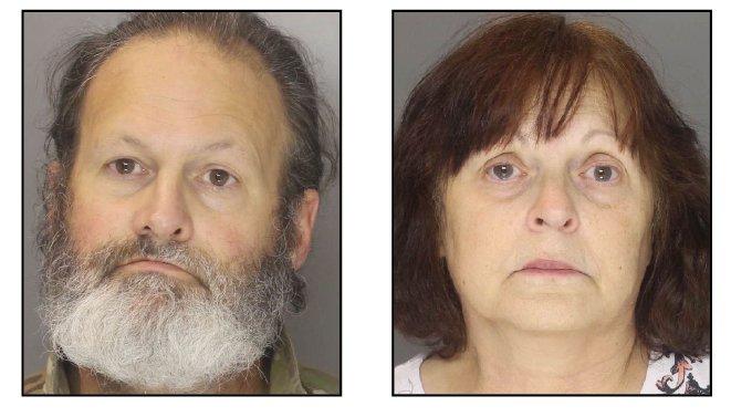 Chester Robert Garman and Kathy Alice Garman