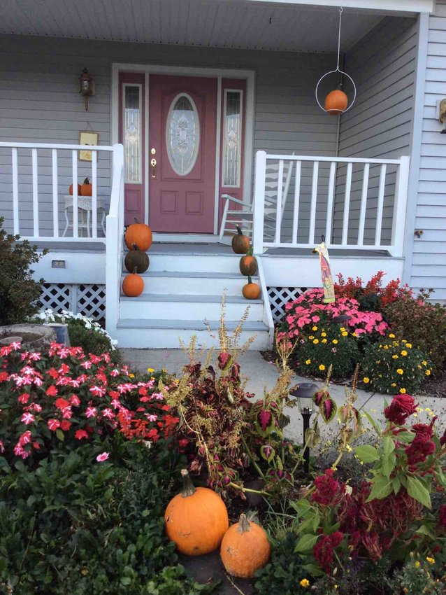 Pumpkins are just one sure sign that fall has arrived, as evidenced in these photos from last year in Old Reliance Farms.