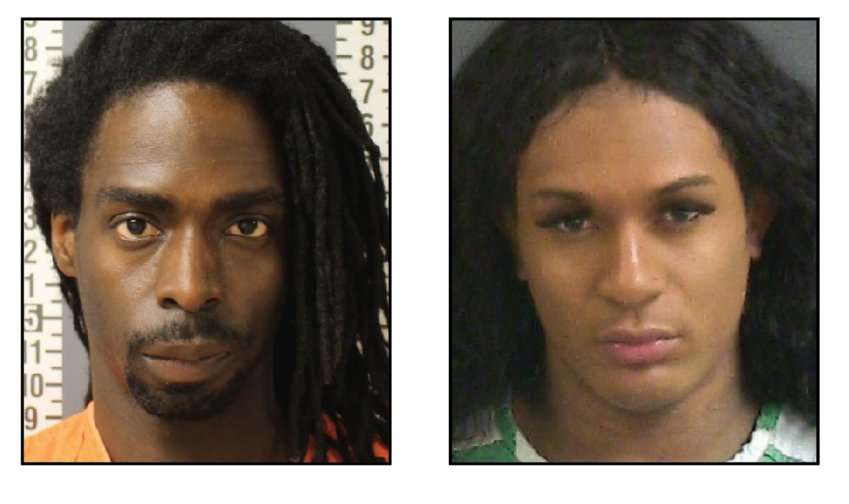 Lamont A. Chambers and Shaquan Andre Franklin