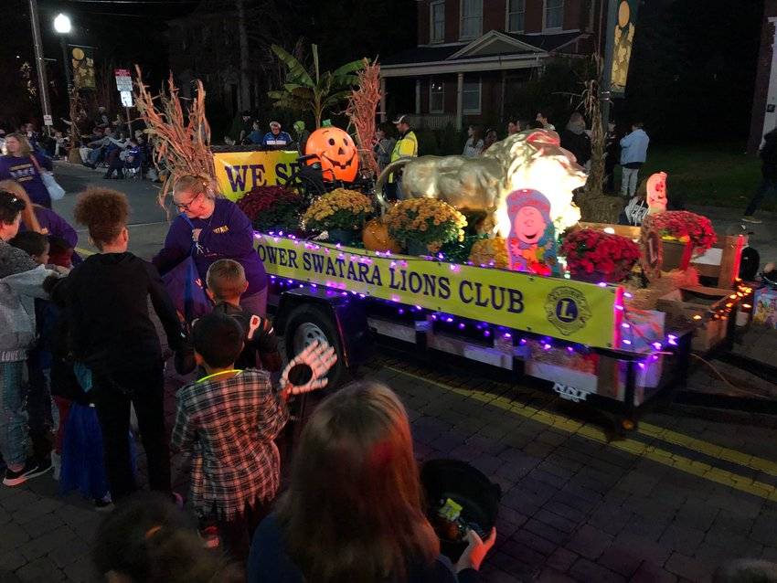 Scenes from the Kiwanis Club of Middletown's 66th annual Halloween Parade on Oct. 21.