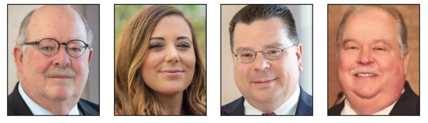 Mike Davies, Danielle Prokopchak, Todd Truntz and Jon Wilt are running for the Lower Swatara Board of Commissioners on Nov. 5.
