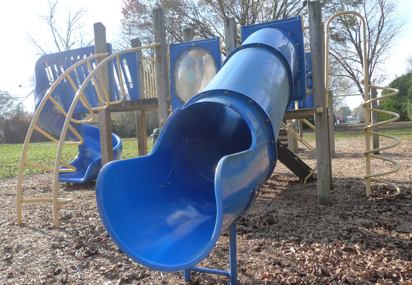 A small playground and athletic fields can be found at Frey Manor Park off of Hoffer Street and Frey Avenue, one of seven public parks in Middletown.